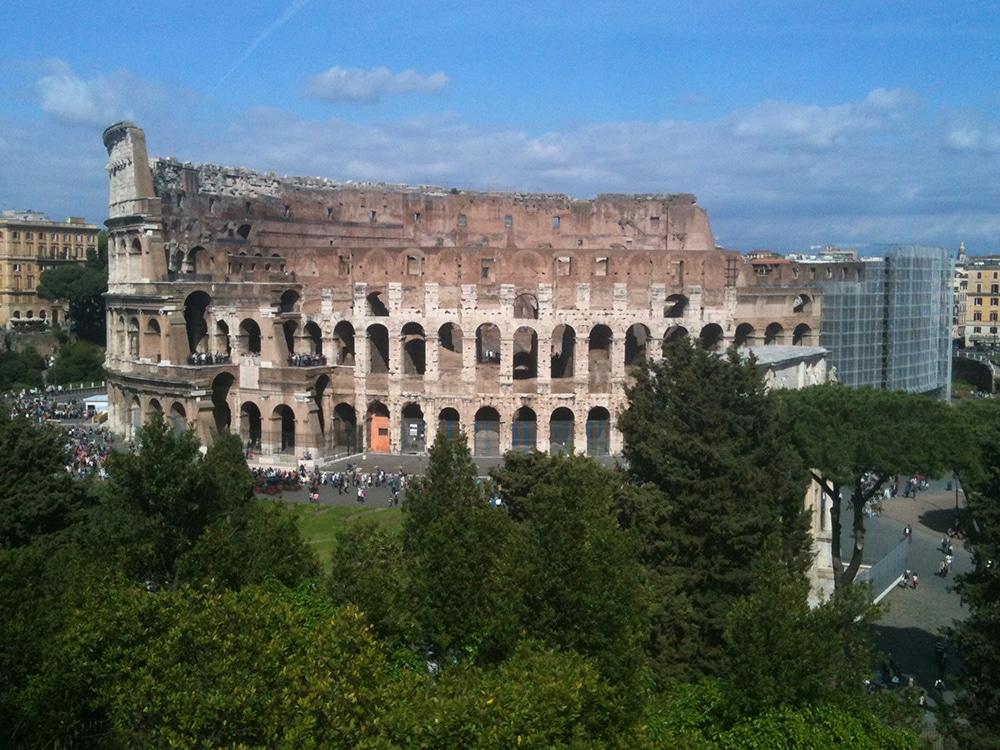 Rome Italie Colisée