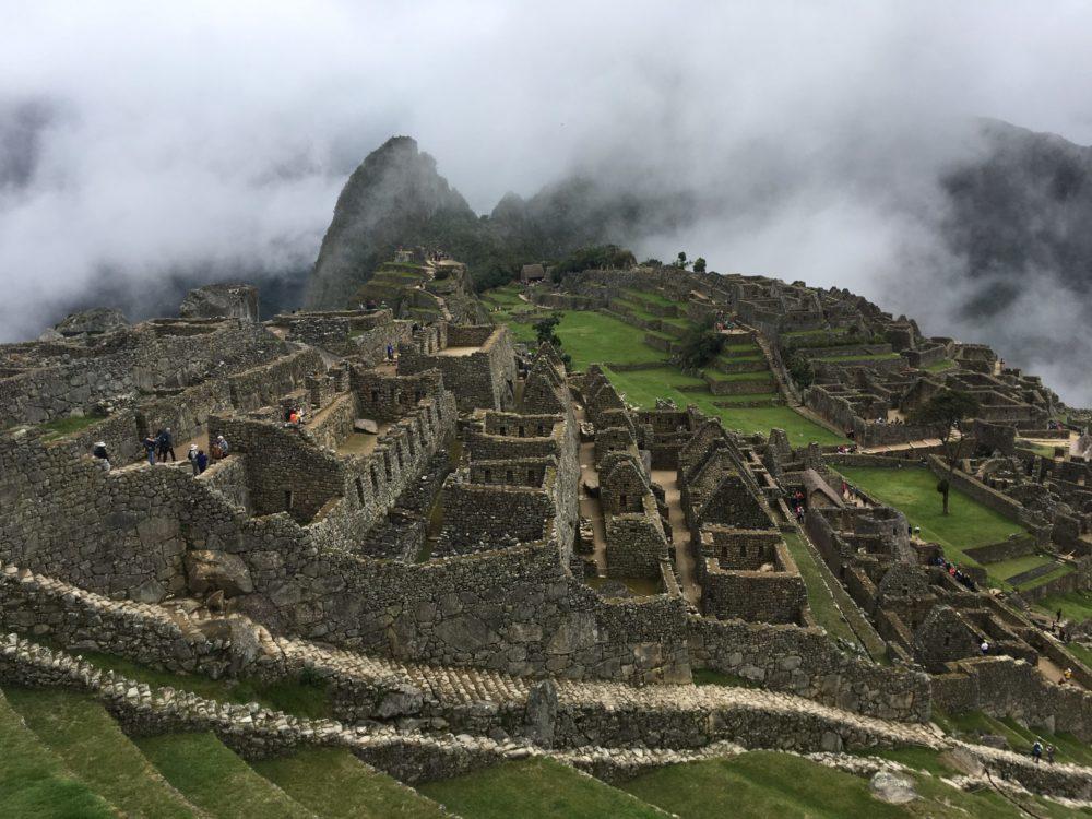 Pérou Andes Altiplano Inca Machu Picchu