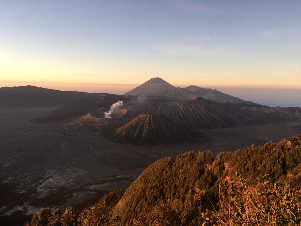 Indonésie Java Volcan Bromo