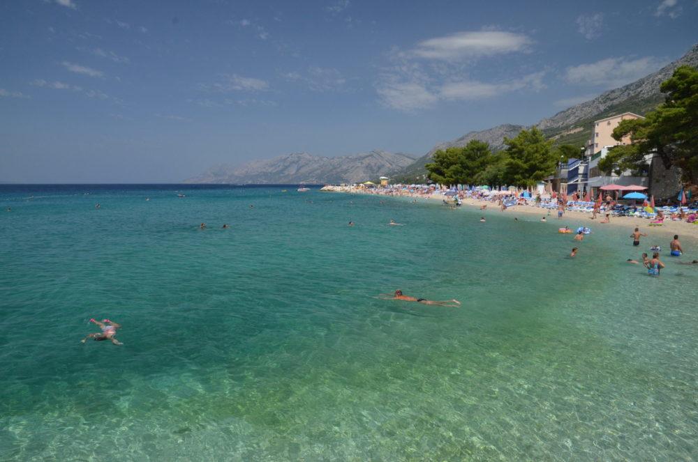 Croatie Mer Plage