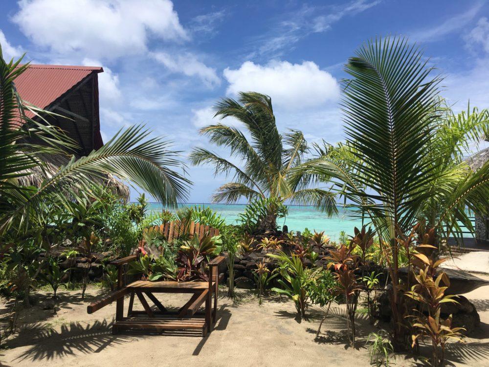 Tahiti Moorea Plage