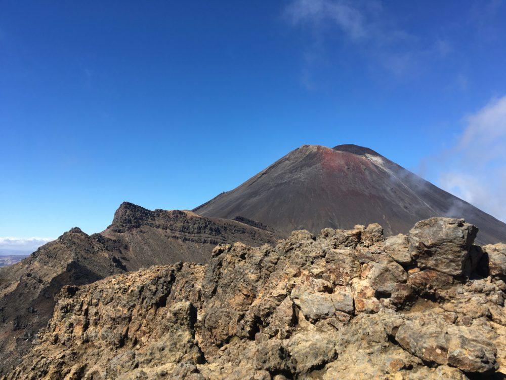 Nouvelle Zélande Volcan Seigneur des Anneaux