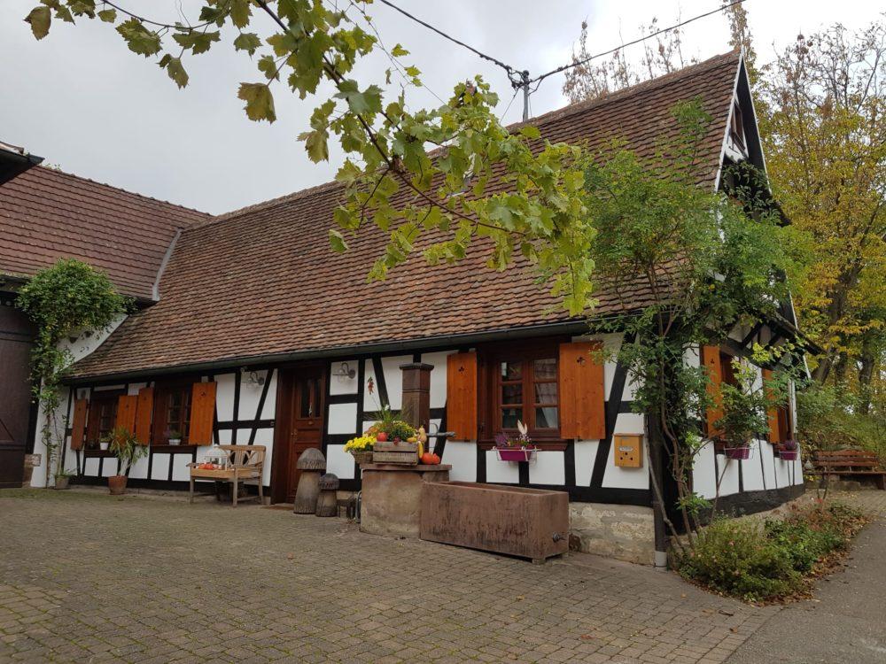 Alsace typique Hunspach
