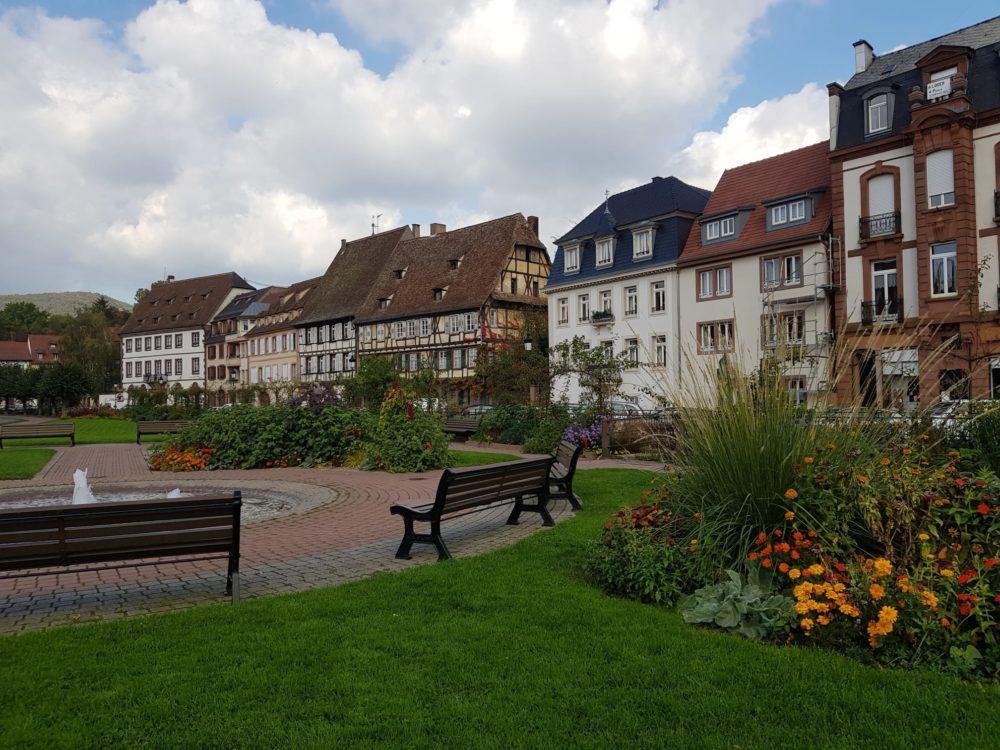 Alsace typique Wissembourg