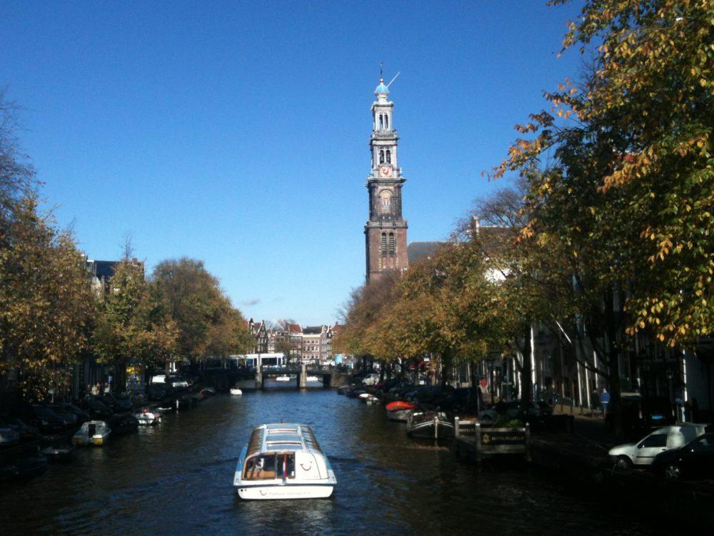Amsterdam canaux