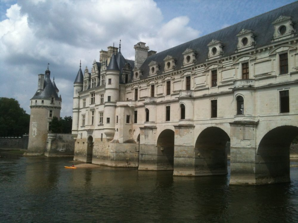 Chateaux Loire Chateau Chenonceau