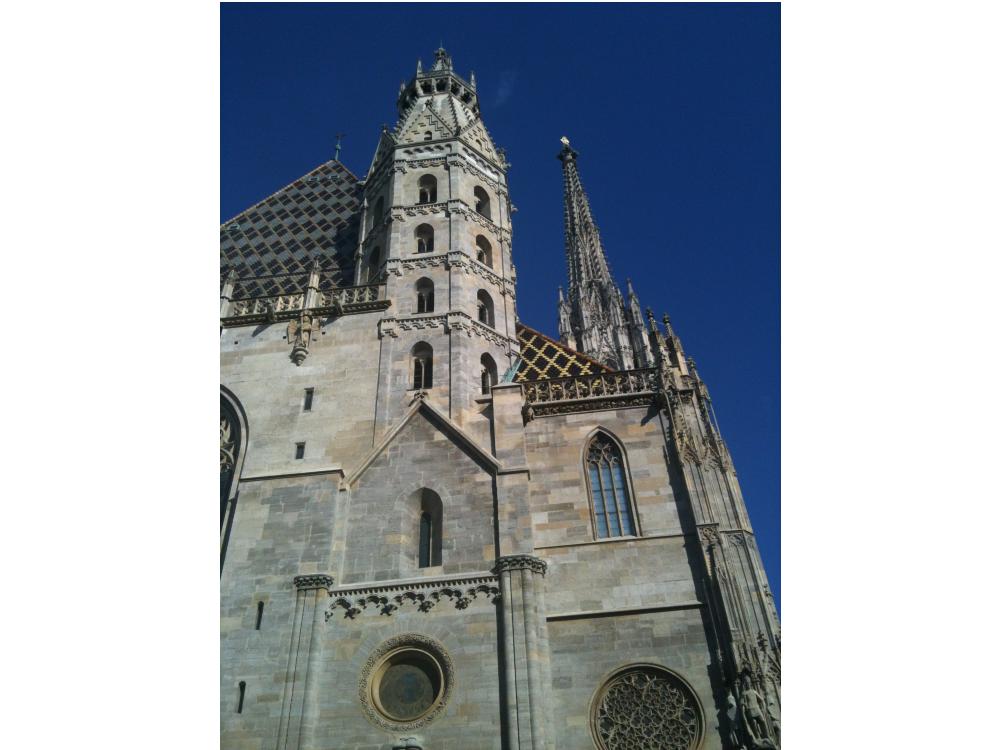Vienne Autriche Cathédrale