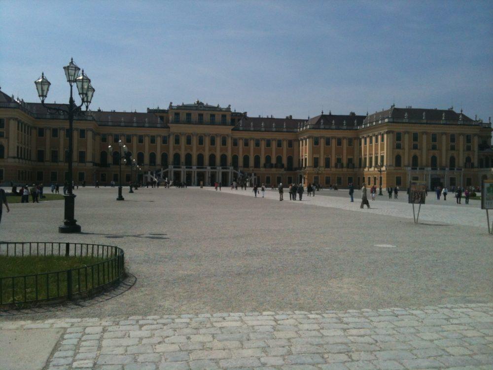 Vienne Autriche Chateau Sissi