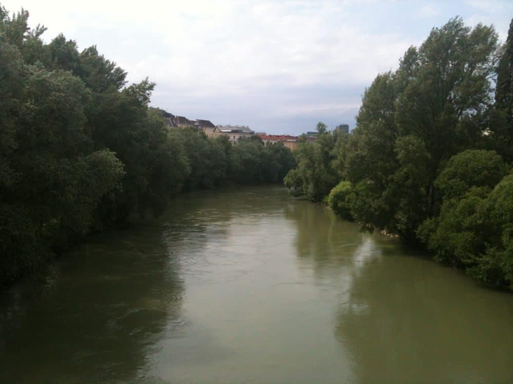 Vienne Autriche Danube