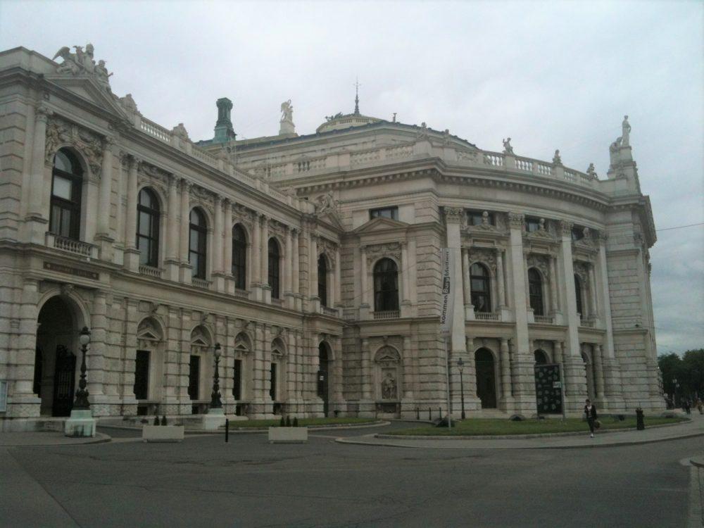 Vienne Autriche Musée Opéra