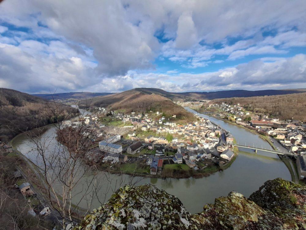 Ardennes Méandre Meuse Monthermé