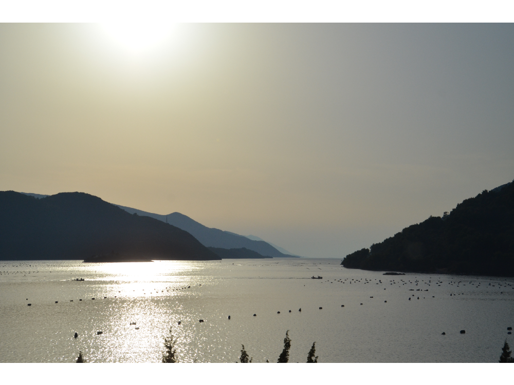 Bosnie côte adriatique Neum